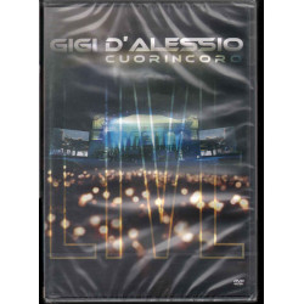 Gigi D'Alessio DVD Cuorincoro / RCA Sigillato 0828767577890