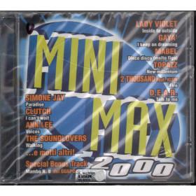 AA.VV. CD Mini Max 2000 / New Music NMCD 1103 Sigillato 0743217259822