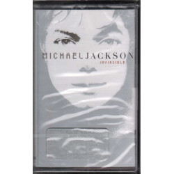 Michael Jackson ‎MC7 Invincible / Epic Sigillata 5099749517448