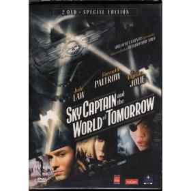 Sky Captain and the World of Tomorrow DVD Angelina Jolie Sigillato