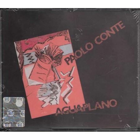 Paolo Conte 2 CD Aguaplano / CGD 2292-44969-2 Sigillato
