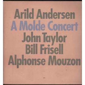 A Andersen J / Taylor / B Frisell / A Mouzon Lp A Molde Concert / ECM Nuovo