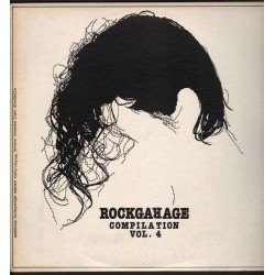 AA.VV. Lp Vinile Rockgarage Compilation Vol. 4 Materiali Sonori MASO 33028 Nuovo