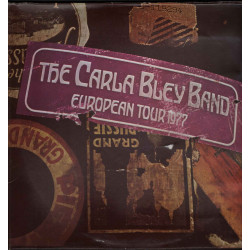 The Carla Bley Band ‎Lp Vinile European Tour 1977 / WATT 8 Nuovo
