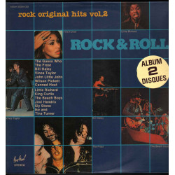 AAVV ‎‎Lp Vinile Rock & Roll (Rock Original Hits Vol 2) Disques Festival ‎Nuovo