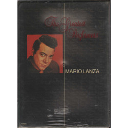 Mario Lanza Box Cartonato ‎MC7 The Greatest Performers RCA BMG PK89333 Sigillata