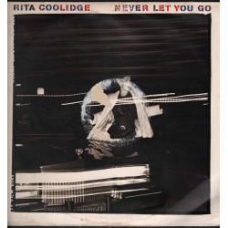 Rita Coolidge Lp Vinile Never Let You Go / A&M AMLH 64914 Nuovo