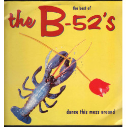 The B-52's Lp Vinile The Best Of The B-52's Nuovo 4007192108039