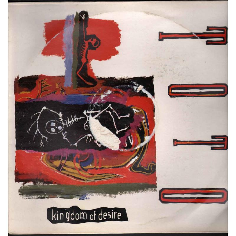Toto - Kingdom Of Desire / Columbia 471633 1 5099747163319