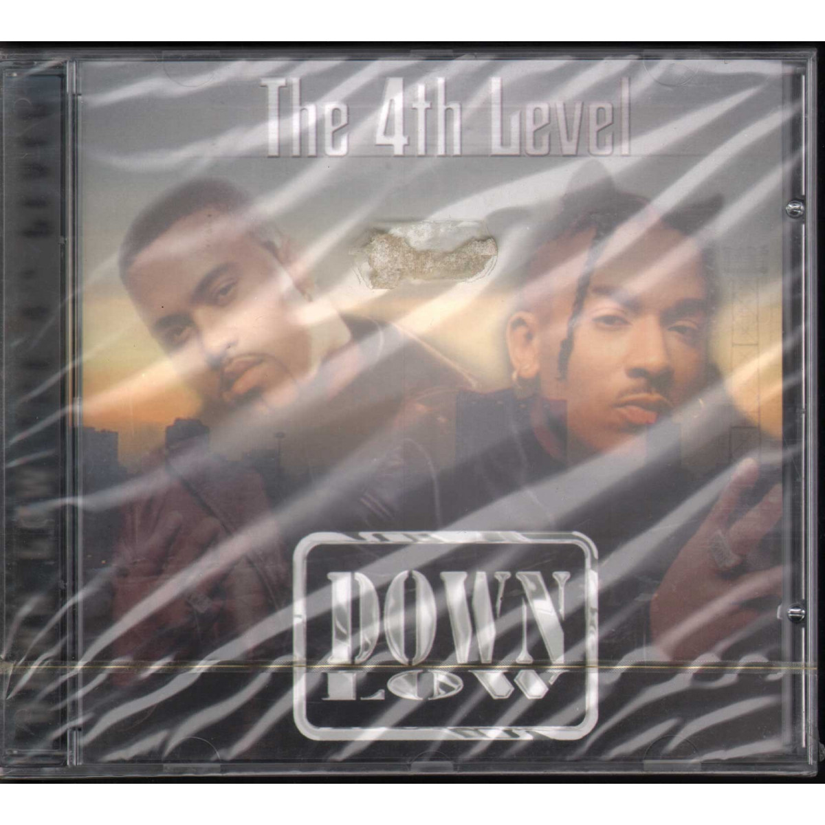 Down Low CD The 4th Level  Nuovo Sigillato 5099750305720