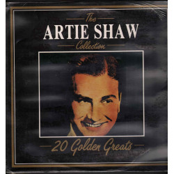 Artie Shaw ‎‎Lp The Artie Shaw Collection 20 Golden Greats / Deja Vu ‎Sigillato