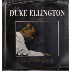 Duke Ellington ‎‎Lp The Duke Ellington Collection 20 Golden Greats Sigillato