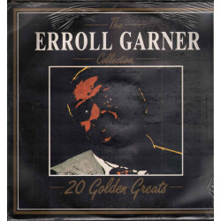 Erroll Garner ‎‎Lp The Erroll Garner Collection 20 Golden Greats Sigillato