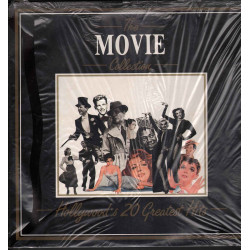 AAVV ‎‎Lp The Vinile The Movie Collection Hollywood's 20 Greatest Hits Sigillato