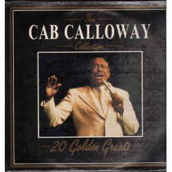 Cab Calloway ‎‎Lp Vinile The Cab Calloway Collection 20 Golden Greats Sigillato