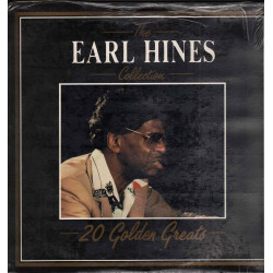 Earl Hines Lp Vinile The Earl Hines Collection 20 Greatest Hits Sigillato