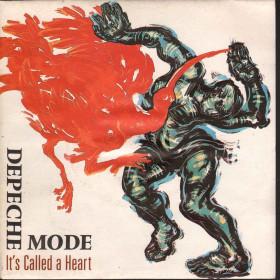 "Depeche Mode Vinile 7"" 45 giri It's Called A Heart / Mute Nuovo"