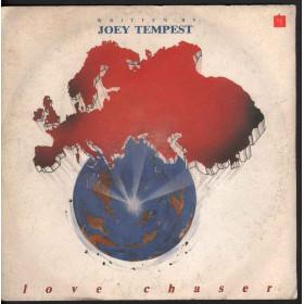 "Joey Tempest Vinile 7"" 45 giri Love Chaser / Drum Drum - Technology Nuovo"