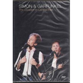 Simon & Garfunkel DVD The Concert In Central Park / Columbia Sigillato