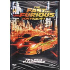 The Fast and the Furious Tokyo Drift DVD Brandon Brendel Lucas Black Sigillato