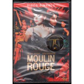 Moulin Rouge DVD Kylie Minogue / Nicole Kidman Sigillato 8010312054242