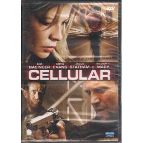 Cellular DVD Chris Evans / Jason Statham / Kim Basinger Sigillato