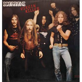 Scorpions Lp Vinile Virgin Killer / RCA NL 70031 Nuovo 0035627003110