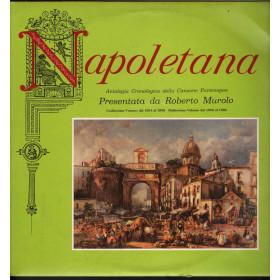 Roberto Murolo Lp Napoletana Antologia Cronologica Della - Undicesimo Nuovo