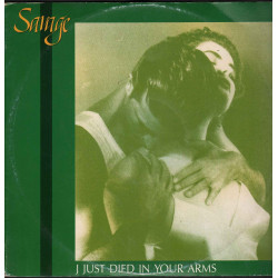 """Savage Vinile 12"""" I Just Died In Your Arms / Euroenergy EURO 2806 Nuovo"""