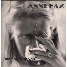 "Anne Fax Vinile 12"" Dancing With You / Lunatic Records LUN 2001 Nuovo"