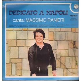 Massimo Ranieri Lp Vinile Dedicato A Napoli / Penny REL-ST 19349 Sigillato