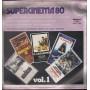 The London Cinema Orchestra / Ralph Winters Lp Supercinema 80 Vol.1 Sigillato