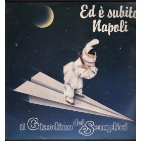 Il Giardino Dei Semplici Lp Vinile Ed E' Subito Napoli Interfonia ITF 352 Nuovo