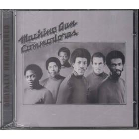 Commodores CD Machine Gun / Motown 530 935-2 Sigillato 0731453093522
