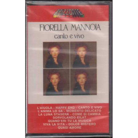 Fiorella Mannoia MC7 Canto E Vivo / Ricordi Sigillata 8011652220106