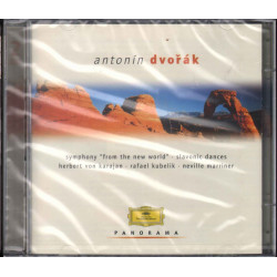 Dvorak CD Symphony No. 9 in E minor / Deutsche Grammophon Sigillato