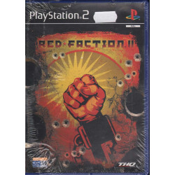 Red Faction II Videogioco Playstation 2 PS2 / THQ Sigillato 4005209038645