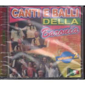 AA.VV. CD Canti E Balli Della Baronia Volume 2 / Drim Sigillato 8032738005127