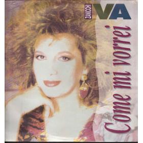 Iva Zanicchi LP Vinile Come Mi Vorrei / Five Record FM 18004 Sigillato