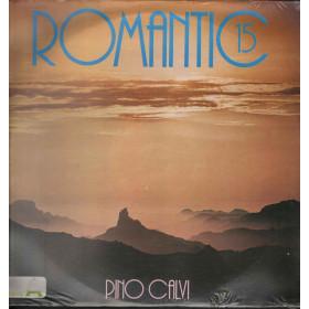 Pino Calvi Lp Vinile Romantic 15 / CGD LSM 1179 MusicA Sigillato