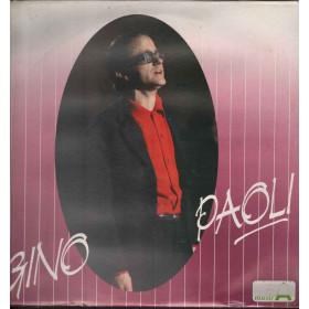 Gino Paoli Lp Vinile Gino Paoli (Omonimo Same) CGD LSM 1182 MusicA Sigillato