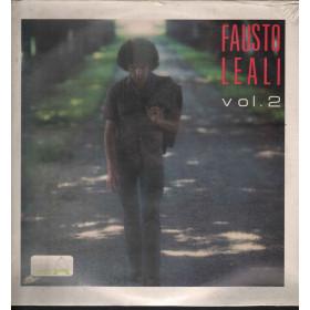 Fausto Leali Lp Vinile Fausto Leali Vol. 2 CGD LSM 1310 MusicA Sigillato