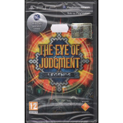 The Eye Of Judgment Legends Videogioco PSP Sigillato 0711719159865