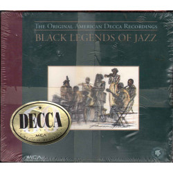 AA.VV. CD Black Legends of Jazz / GRP Sigillato 0011105264129