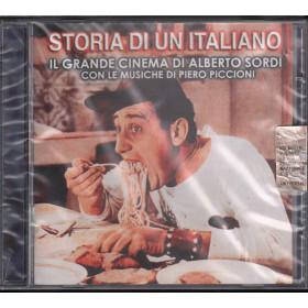 Piero Piccioni CD Storia DI Un Italiano Il Grande Cinema DI A. Sordi Sigillato