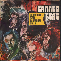 Canned Heat ‎ On The Road Again / Boogie Music - Liberty ‎