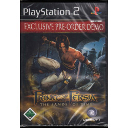 Prince Of Persia Exclusive Pre-Order Demo Playstation 2 PS2 / Ubisoft Sigillato