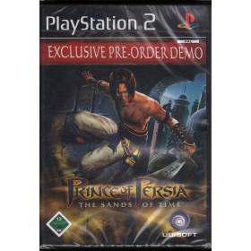 Prince Of Persia Exclusive Pre-Order Demo Playstation 2 PS2 / Ubisoft Sigillato