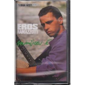 Eros Ramazzotti MC7 Musica È / DDD Sigillata 0743219242549
