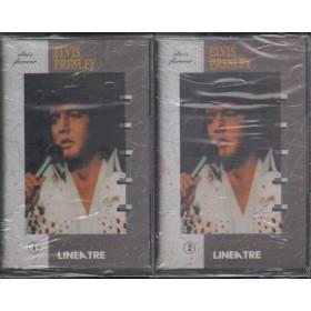 Elvis Presley 2 MC7 Elvis Forever / Linea Tre - RCA Sigillata 0035629043145